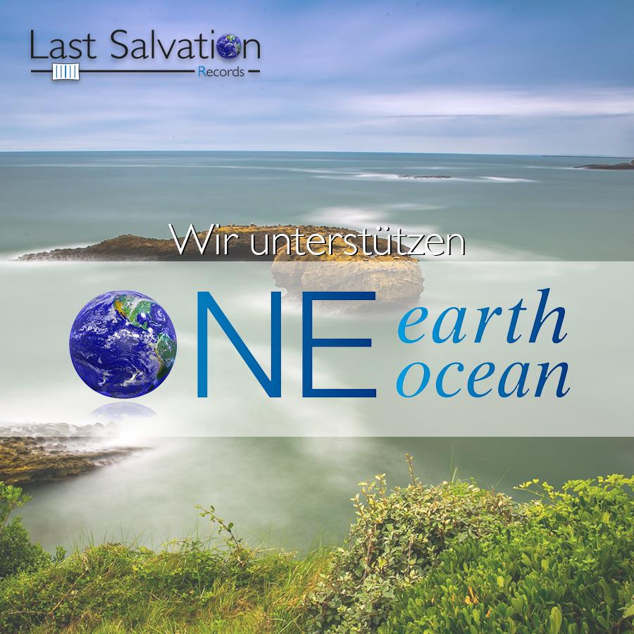 Wir unterstützen One Earth - One Ocean