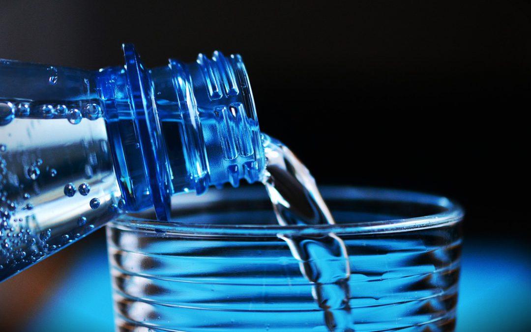Mineralwasser-Musik